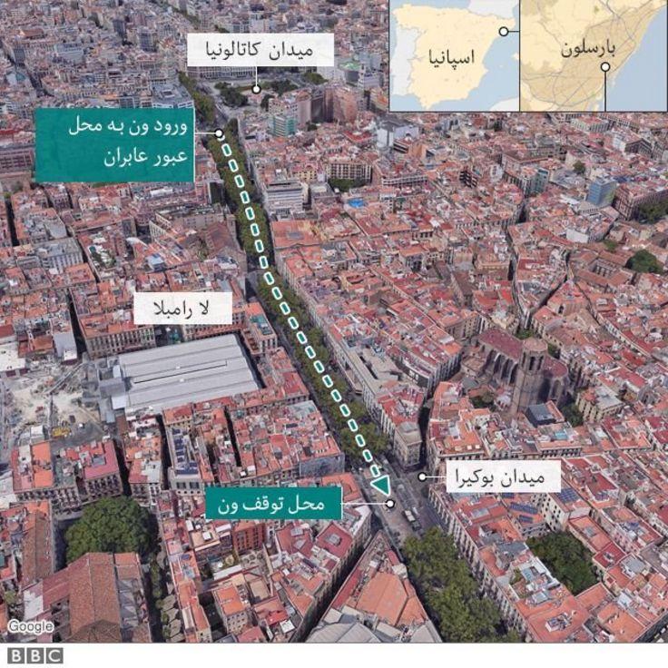 نقشه شهر