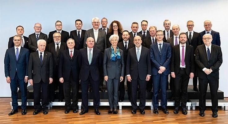 Управляющий совет Европейского центробанка