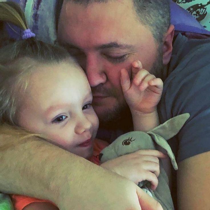 Воронцов с дочкой
