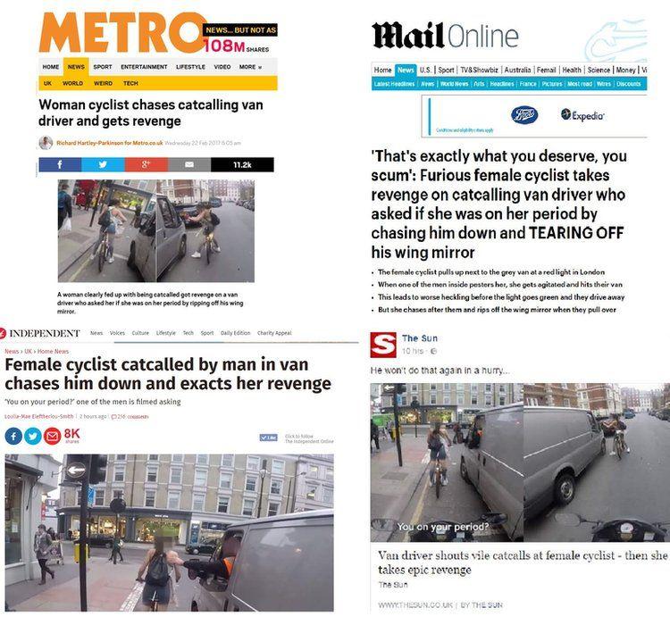 Media outlets