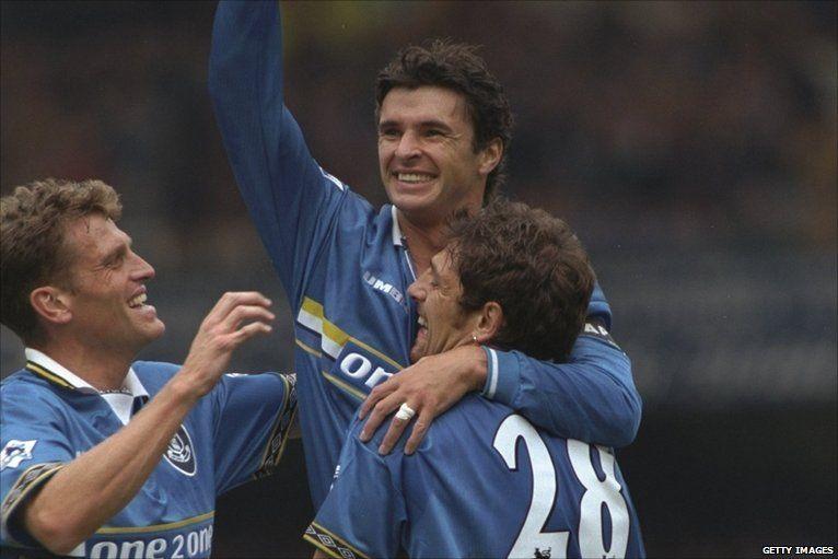 Gadawodd Speed Leeds am Everton yn 1996 am £3.4m. Aeth ymlaen i fod yn gapten clwb Goodison Park