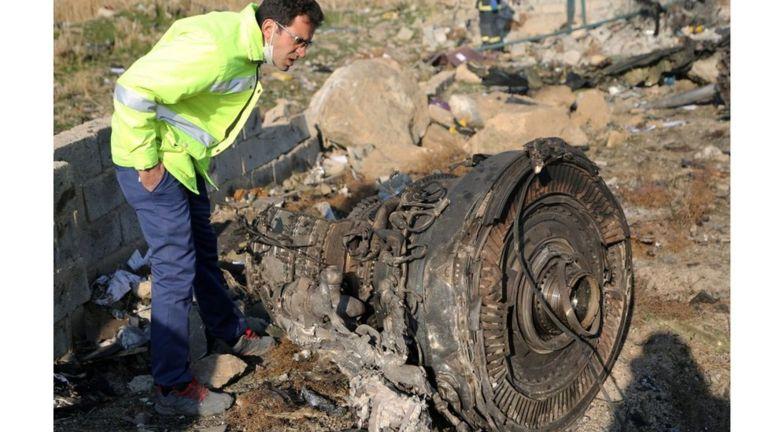 Trước đó, Iran từng phủ nhận việc máy bay của Ukraine bị tên lửa Iran bắn rơi