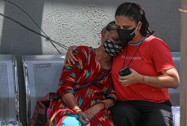 کرونا در هند؛ مرگ بیش از ۴۰۰۰ نفر در یک روز
