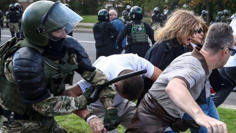 IT-бизнесмены еще в августе выступили против жестких задержаний протестующих