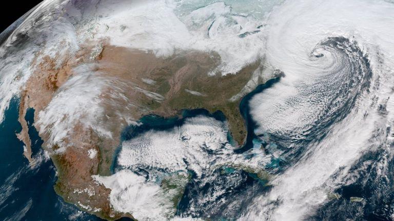 Foto: Servicio Nacional Meteorológico de EE.UU.