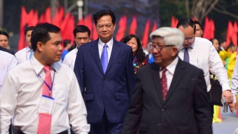 Cựu thủ tướng Nguyễn Tấn Dũng