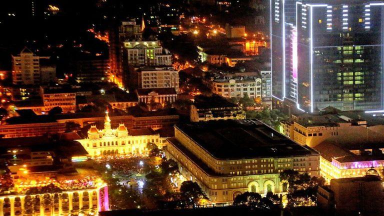 TP HCM là đô thị đông dân nhất VN - hình minh họa
