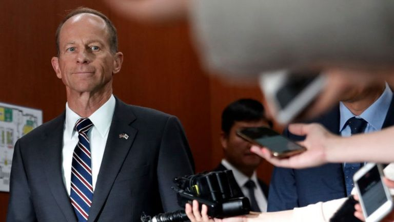 Trợ lý Ngoại trưởng Mỹ, ông David Stilwell nêu ra trước Thượng viện các hành vi của Trung Quốc