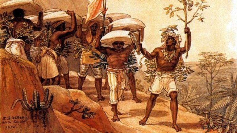 Escravos por Debret