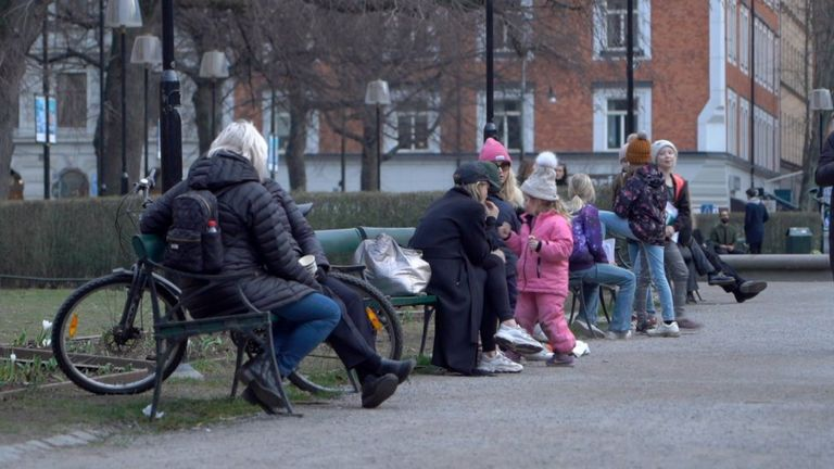 _111458790_park - Coronavirus and the cool Swedes  - Lifestyle, Culture and Arts