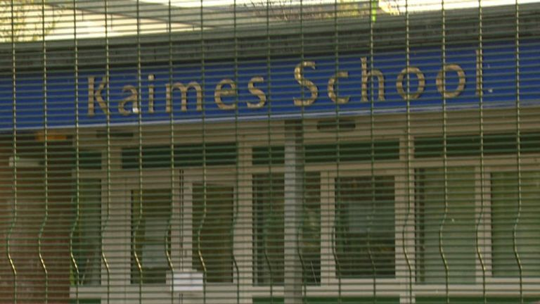 Kaimes School in Liberton