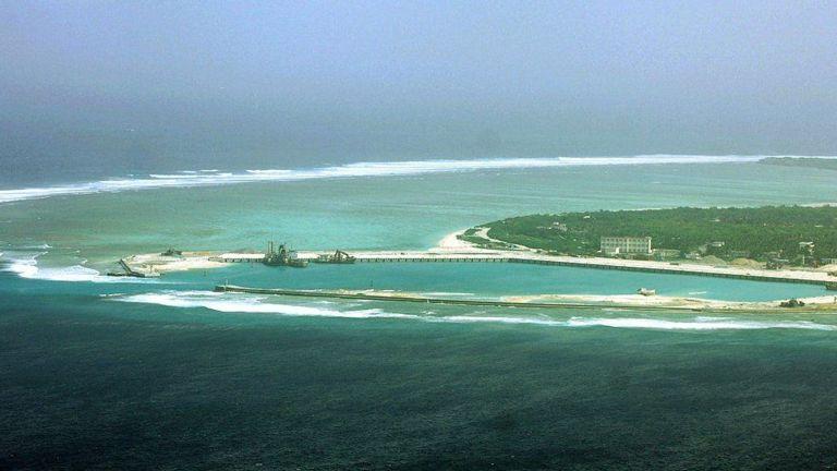 Quần đảo Hoàng Sa mà Trung Quốc gọi là Tây Sa