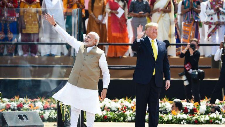 Modi và Trump