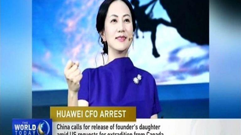 Huawei: Dư luận TQ nổi giận vụ bắt bà Mạnh