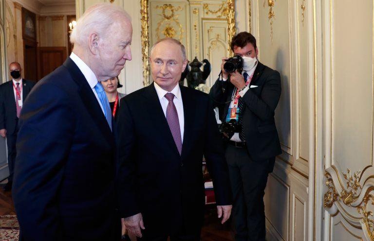 پوتین بعد از دیدار با بایدن: او خیلی با ترامپ فرق دارد؛ بایدن: من ضد روسیه نیستم