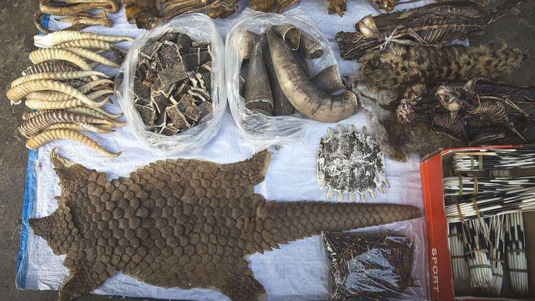 Нелегальные товары, которыми торгуют в Мьянме