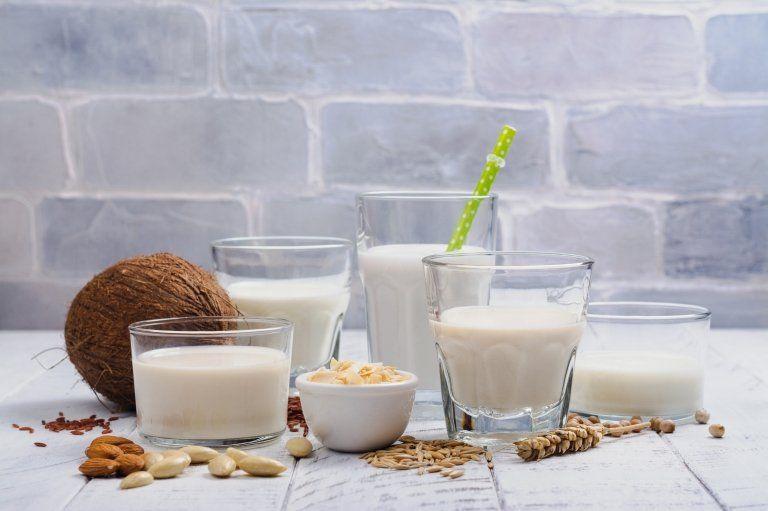 Non-diary milk substitutes