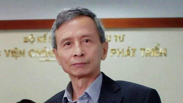 Ông Phạm Quý Thọ