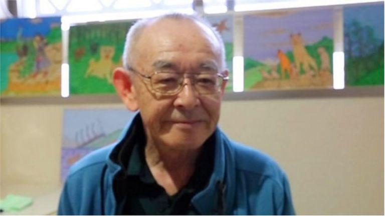 Toshio là một họa sĩ