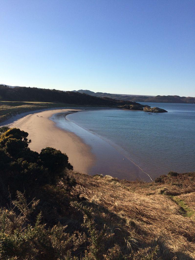 Gairloch beach