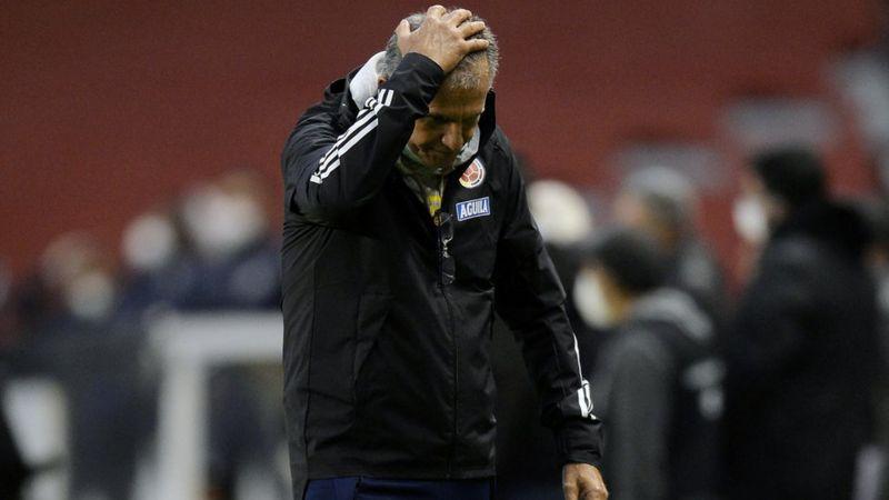 کارلوس کیروش سرمربی تیم ملی کلمبیا اخراج شد