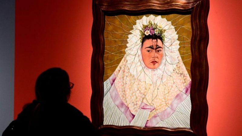 Frida Kahlo: la sociedad