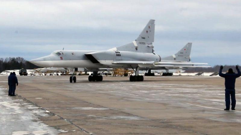 В России у бомбардировщика ошибочно сработали катапульты. Погибли трое летчиков 1