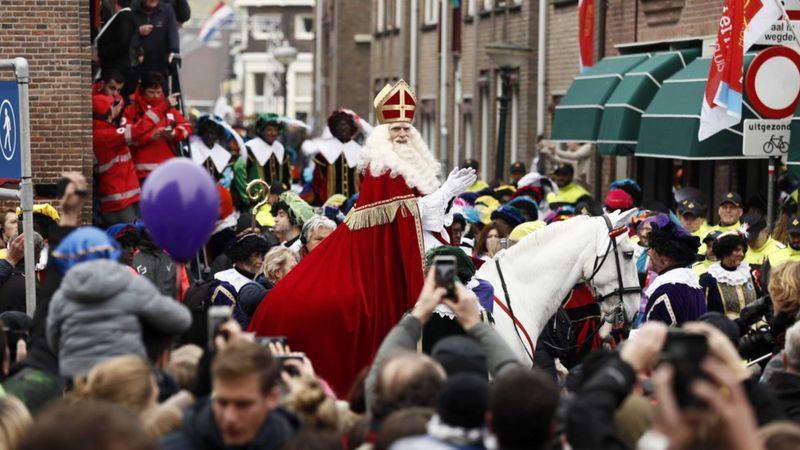 Sinterklaas celebrations