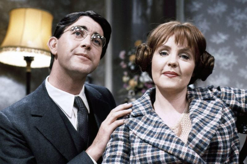 John Alderton and Pauline Collins