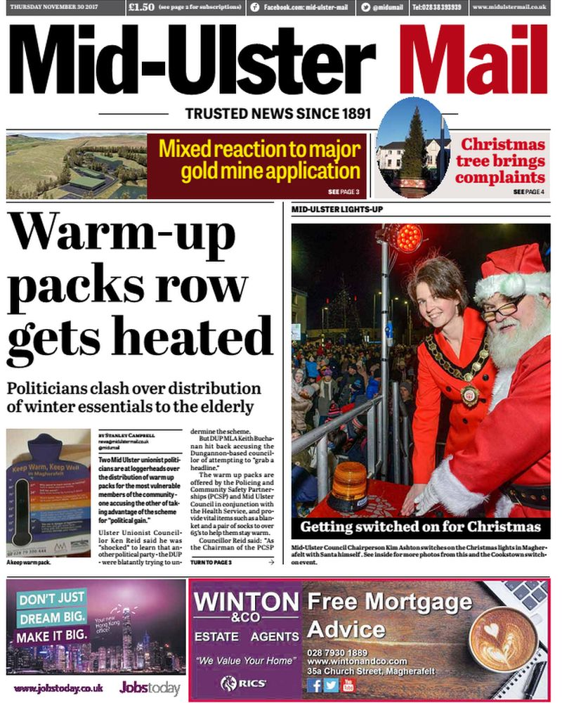 Mid Ulster Mail