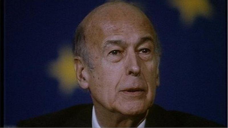 ژیسکار دستن رئیس جمهور پیشین فرانسه درگذشت