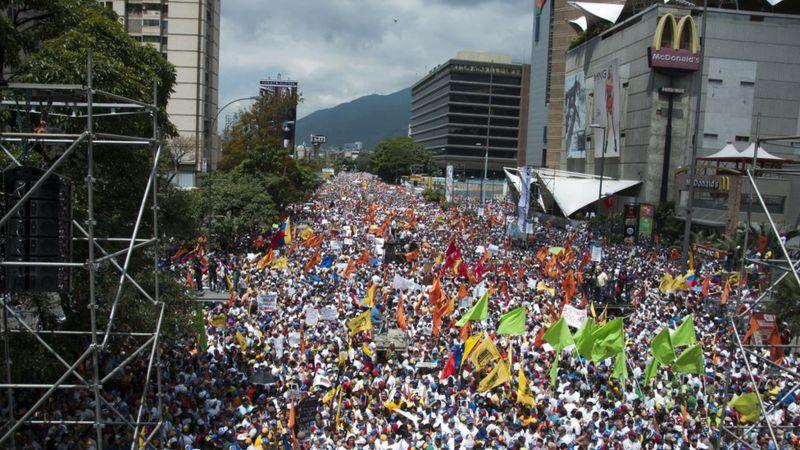 Leopoldo López, Venezuela, Maduro