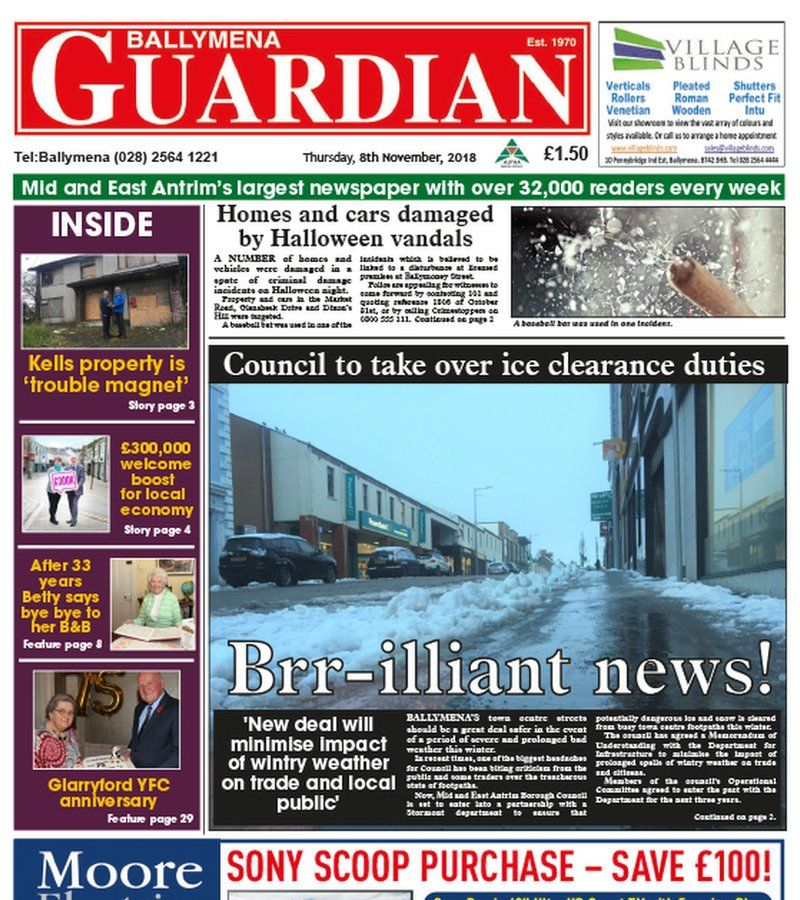 Ballymena Guardian