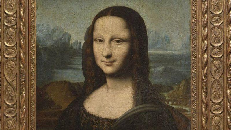 مونالیزا؛ نسخه هکینگ '۳۰۰ هزار یورو' در پاریس به فروش میرود