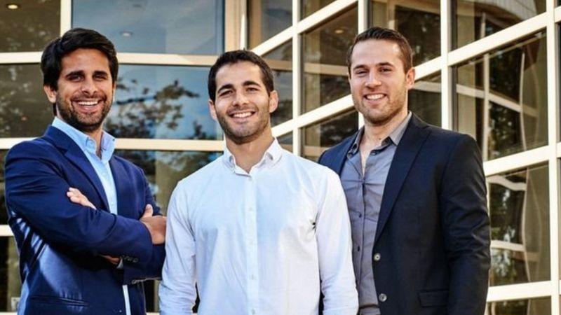 قصة ثلاثة أصدقاء يساعدون الطلاب في إيجاد سكن حول العالم