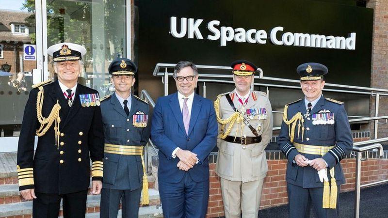 космические британцы 8 шт.