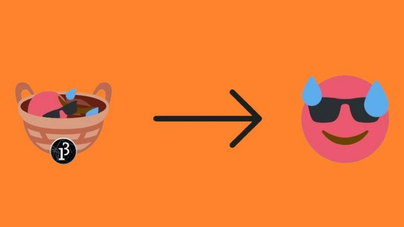 Emoji mash-up: This is what happens when one emoji just isn't enough