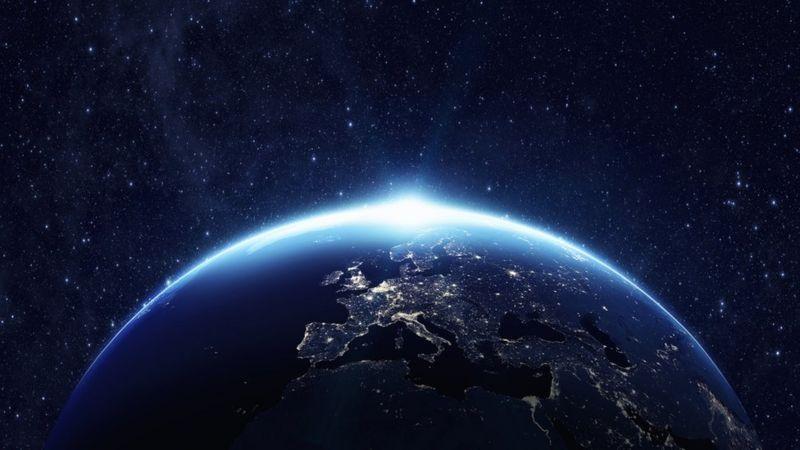 """Encontraron que """"SuperTierra""""  que podría ser habitable."""