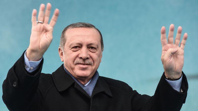 Recep Tayyip Erdogan: Turkey's pugnacious president