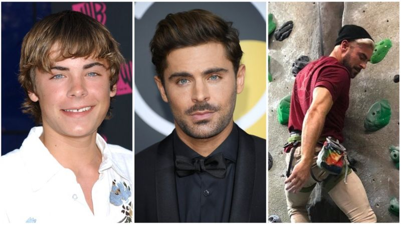 Zac Efron Goes Platinum Blonde And More Incredible Celebrity Hair