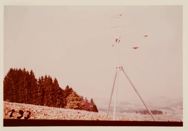Швейцарець виставив фото з НЛО