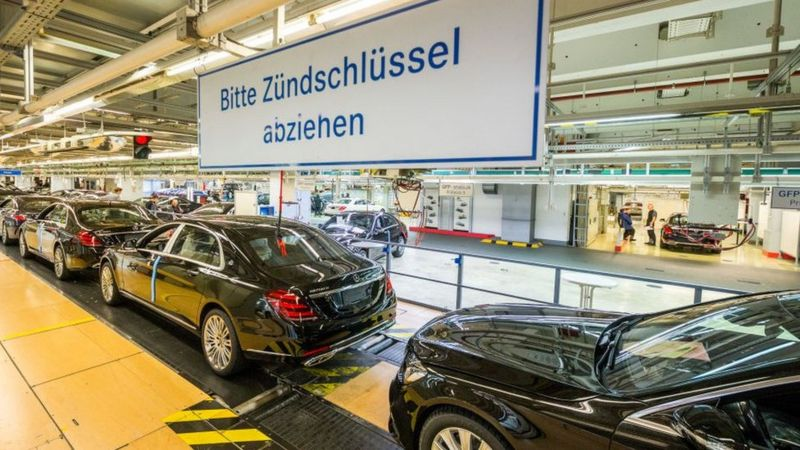 کالای صادراتی آلمان