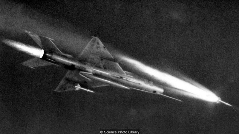 Hundreds of Soviet-built MiGs guarded the USSR's borders