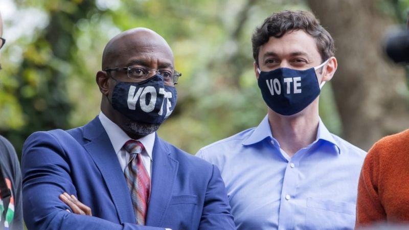 Цифровая амеба, объевшаяся электронными голосами: чудо Джорджии, захват