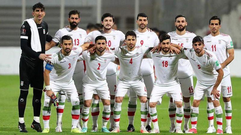 فوتبال ایران و عراق: تیم ملی ایران پیروز شد و صعود کرد