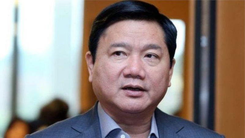 Ông Đinh La Thăng bị Đảng Cộng sản cảnh cáo và đưa ra khỏi Bộ Chính trị