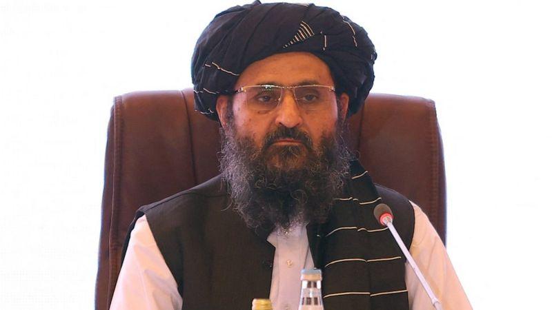 Абдул Гани Барадар подписал соглашение в Дохе, согласно которому американские войска были выведены из Афганистана