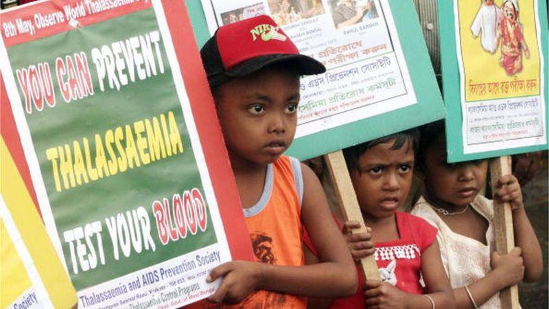 В Індії понад 40 мільйонів людей живуть з таласемією