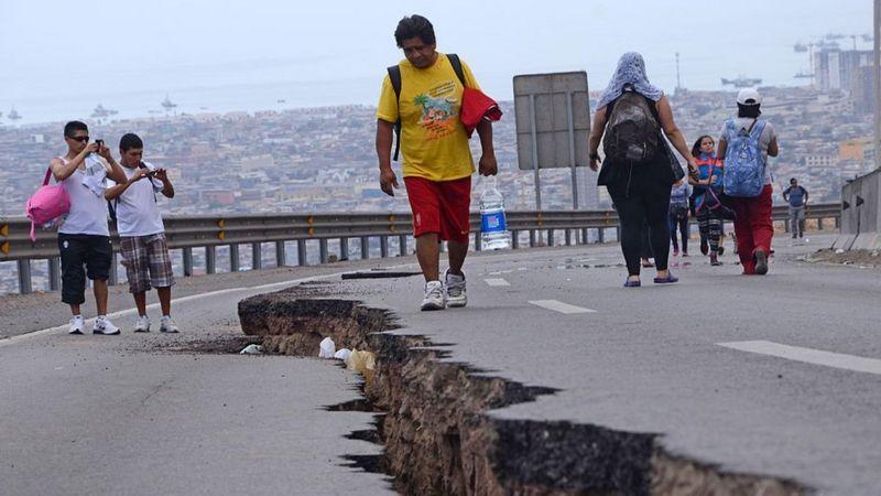 terremotos lentos
