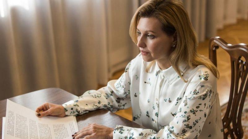 """За кілька тижнів до обрання Зеленського президентом Олена відверто зізналася: """"Я б хотіла бути відсутньою"""""""